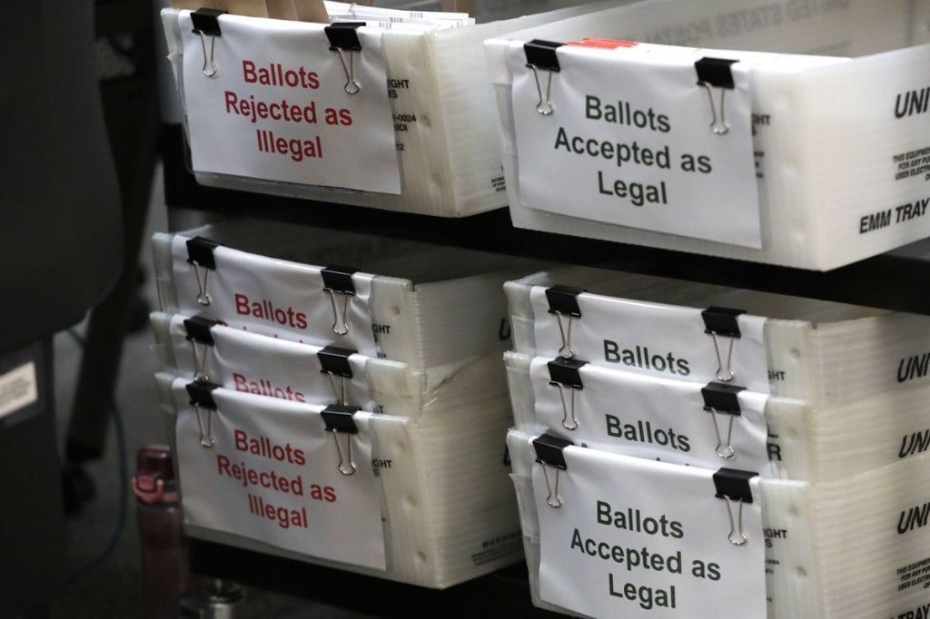 Indiana mail-in ballots postmarked by Election Day can be counted through Nov. 13, judge rules