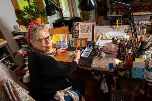 Here are 2019′s MacArthur 'genius grant' winners, including cartoonist Lynda Barry and Chicago urban designer Emmanuel Pratt