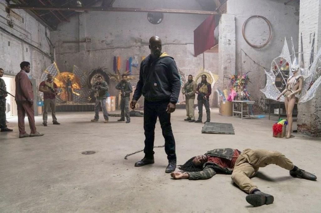 Netflix's 'Luke Cage' Season 2 is black and beautiful, bolder and better