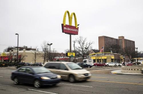 McDonald's turnaround fails to get more customers in door