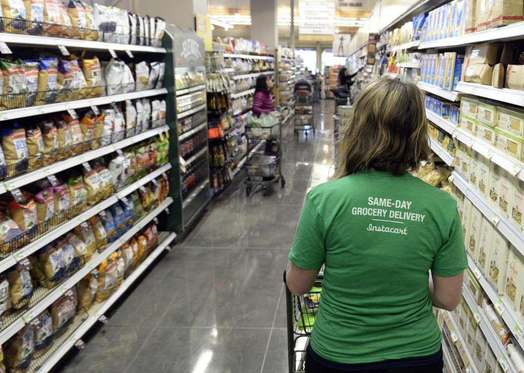 Instacart shoppers say they face unforgiving metrics: 'It's a very easy job to lose'