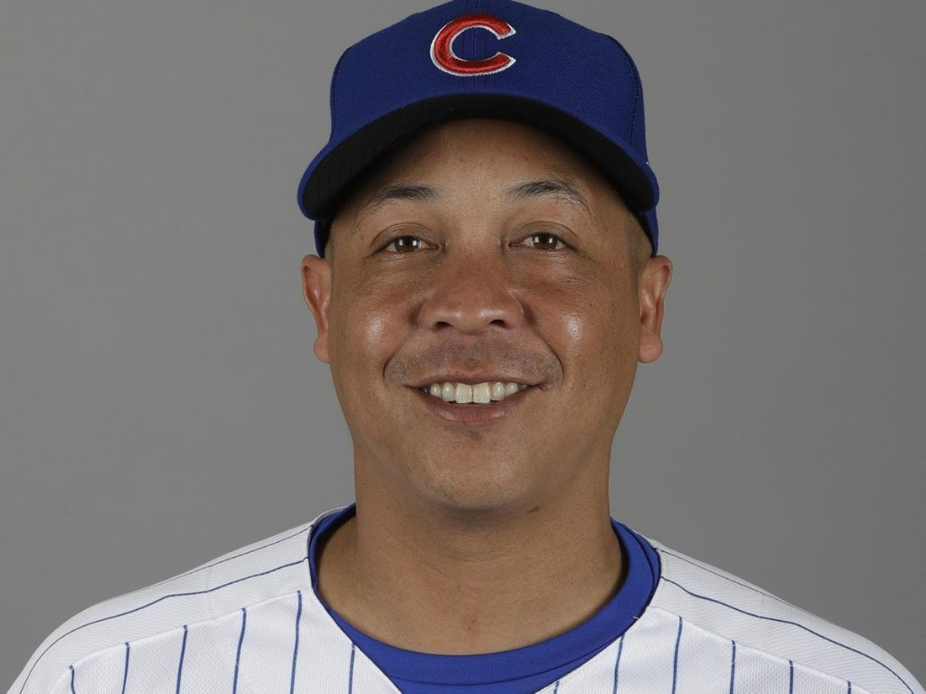 Assistant hitting coach Terrmel Sledge not returning to the Chicago Cubs in 2021