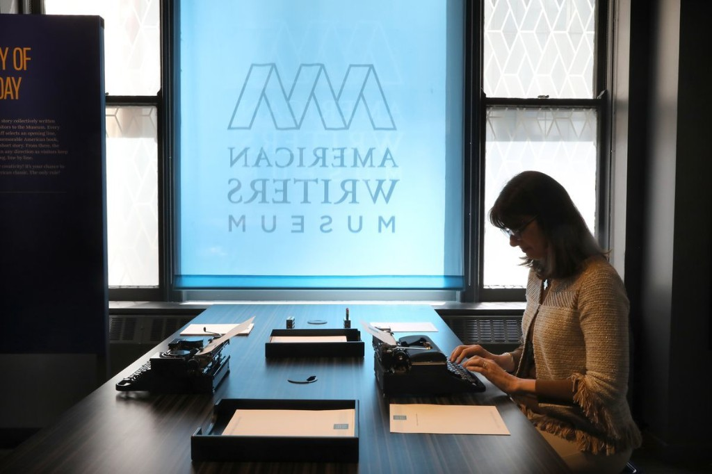 American Writers Museum has reopened on Michigan Avenue — come have all these writers for yourself