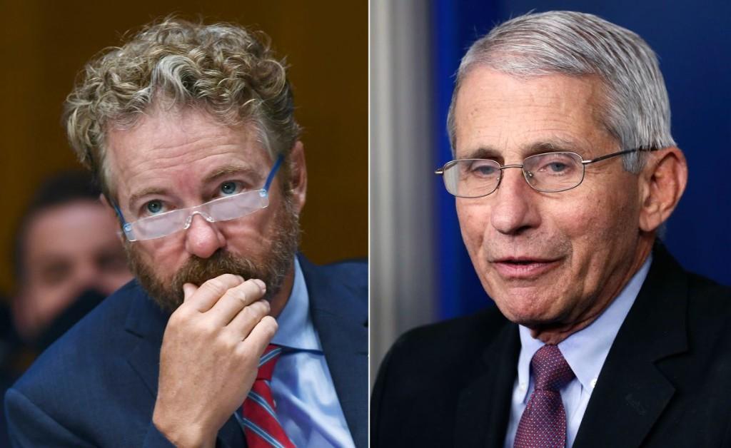 'You are not listening': Fauci scolds Sen. Rand Paul for misconstruing New York's coronavirus battle