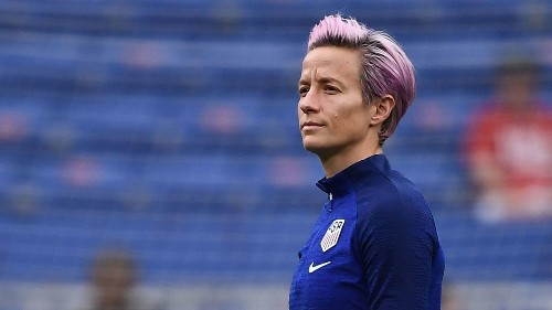 Megan Rapinoe on Sunday's triple-feature of soccer finals: 'It's ridiculous, and disappointing'