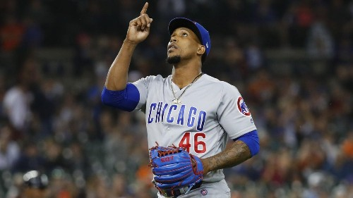 Pedro Strop has been huge for the Cubs; now they will try to win the NL Central without him