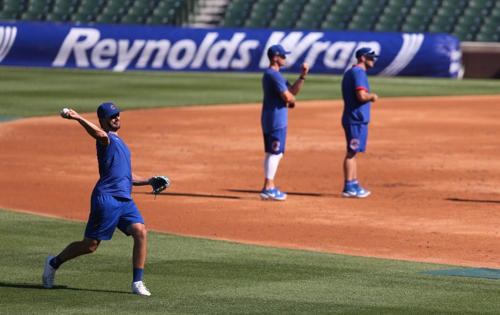 Chicago Cubs to open the 2020 season at home vs. the Milwaukee Brewers