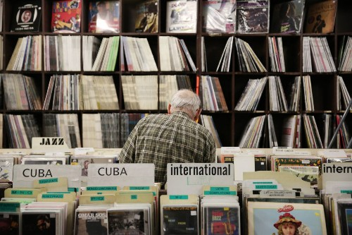 The Jazz Record Mart: There's more to this riff