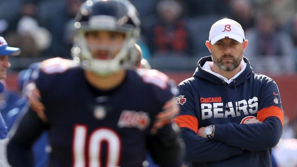 NFL is cutting the preseason schedule in half, meaning less time for Mitch Trubisky and Nick Foles to compete for the Chicago Bears quarterback job
