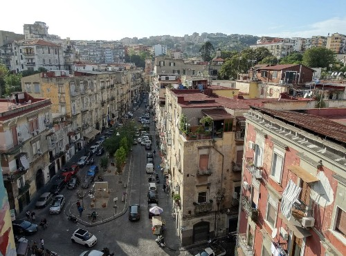 Discovering the Baroque beauty of a revived Naples