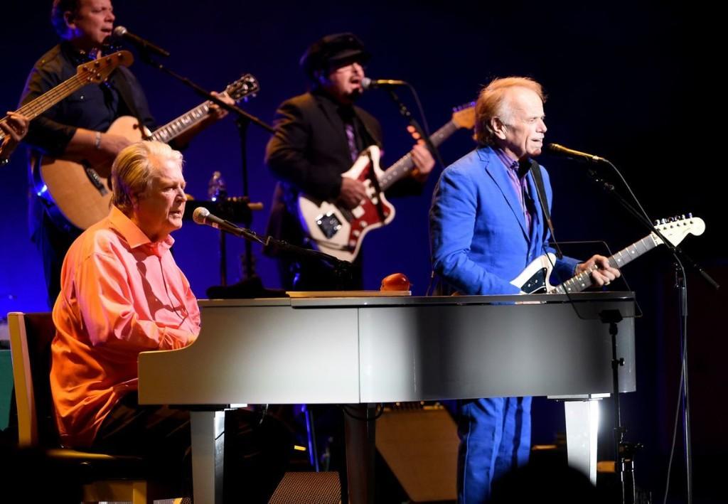 Brian Wilson repudiates Trump fundraiser that featured Beach Boys performance