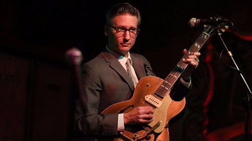 Chicago guitarist Joel Paterson brings his jazzy, '50s style to music of the Beatles