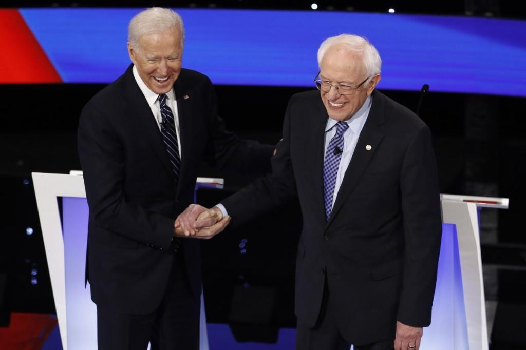 Column: Bernie Sanders owes Joe Biden an apology for Social Security smear