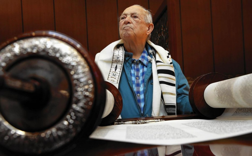 Delayed by Nazis, bar mitzvah to now be celebrated by 89-year-old Holocaust survivor