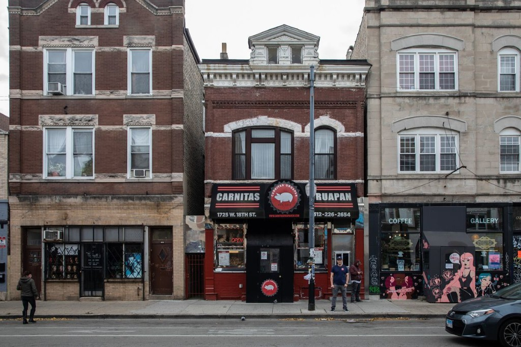 As Chicago proposes making Pilsen one of the city's largest landmark districts, residents fear more displacement: 'Saving buildings will not save people'