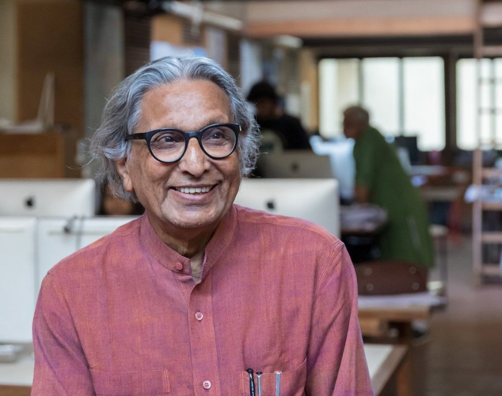 Column: A renowned Indian architect gets a Chicago showcase as Lincoln Park gallery celebrates Doshi's humanistic designs