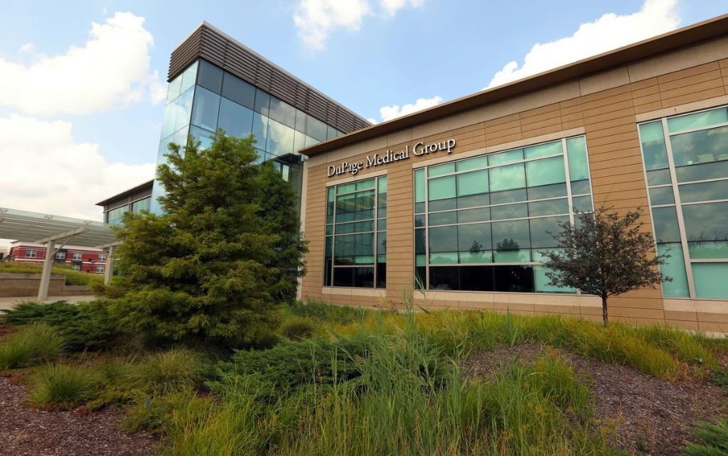 DuPage Medical Group names new CEO, after former leader's death