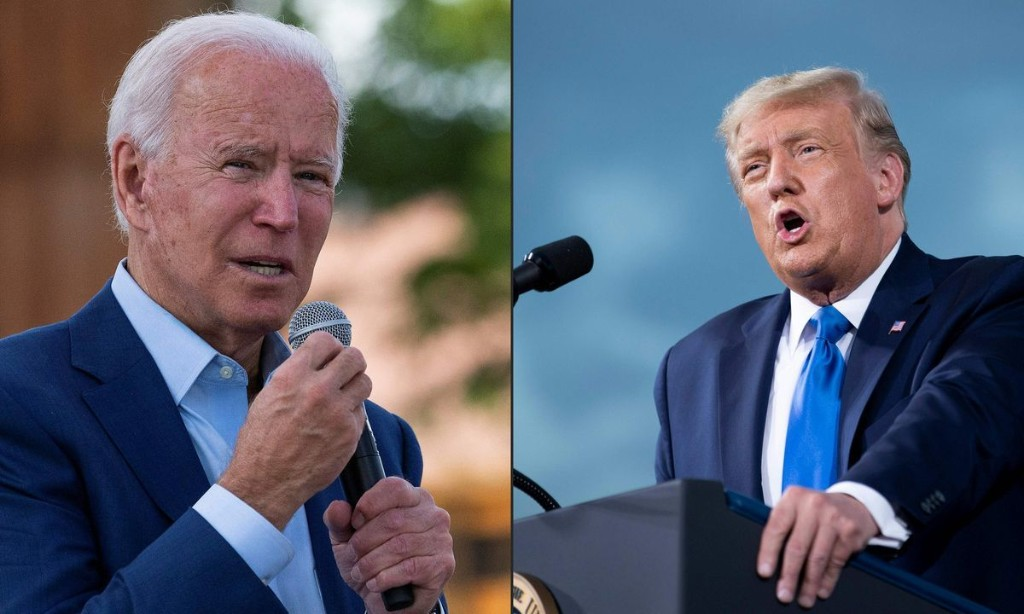 How Republican President Donald Trump and Democratic challenger Joe Biden are preparing for first presidential debate