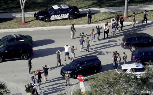 Judge says law enforcement officers had no legal duty to protect Parkland students during mass shooting