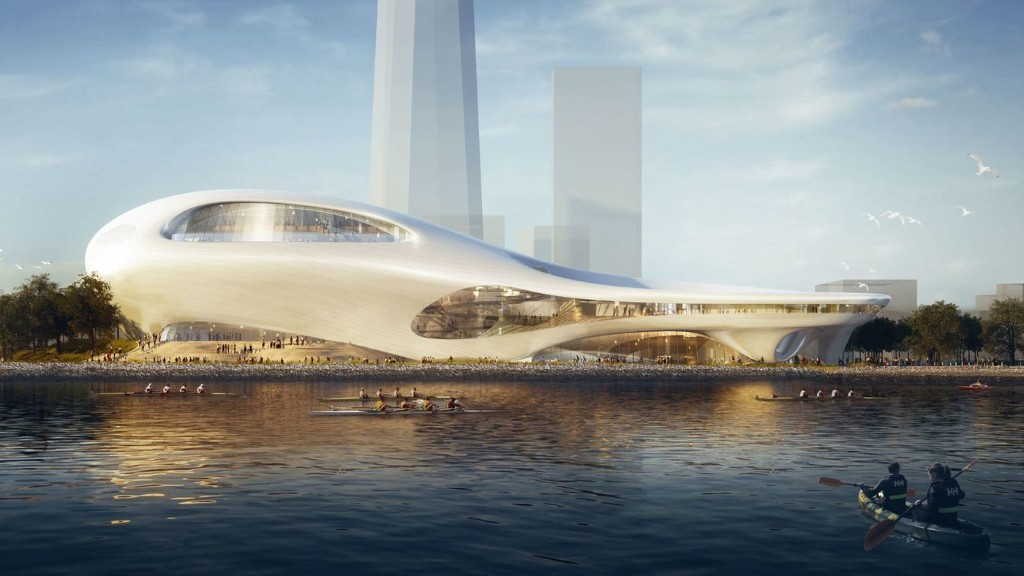 First look at designs for Lucas Museum in California, months after Chicago lakefront plan collapsed