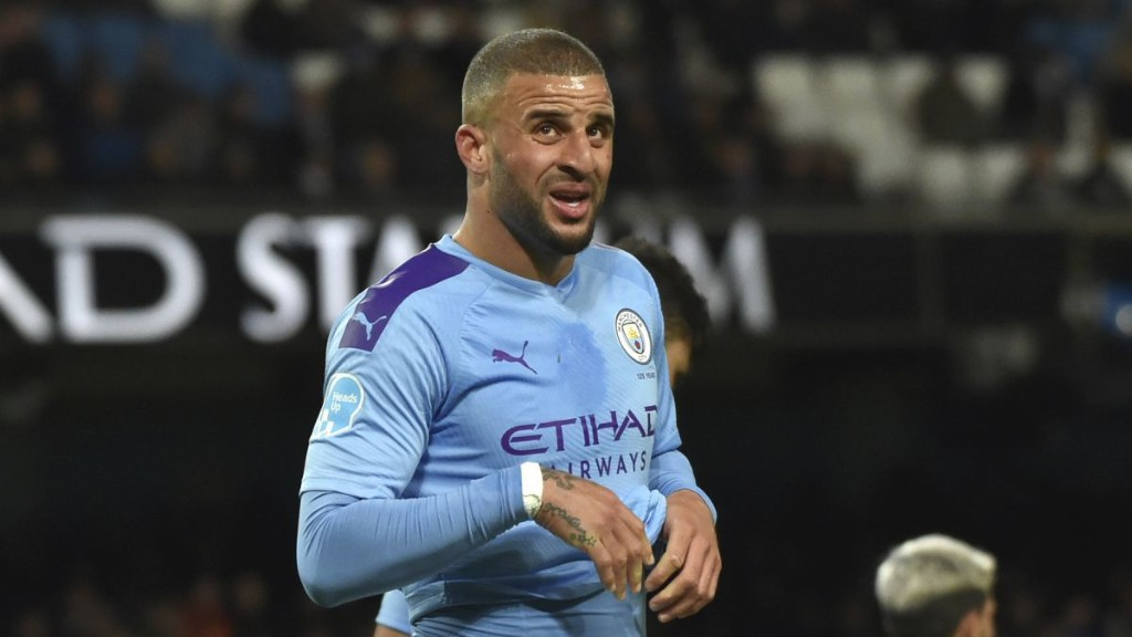 England soccer star Kyle Walker apologizes after 'lockdown party'