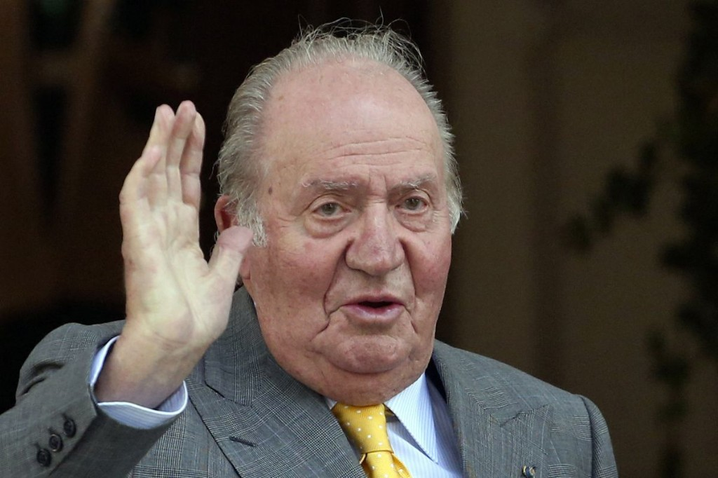 Spain's former king is leaving the country amid 'disturbing' financial scandal