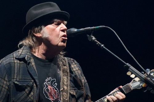 At 74, Neil Young will finally become an American citizen: 'We've got a climate emergency'