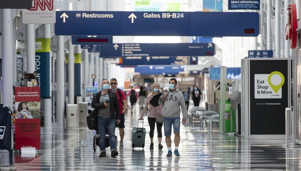 Traveler satisfaction with airports is at a record high during pandemic, but Chicago's O'Hare, Midway still at bottom of the pack