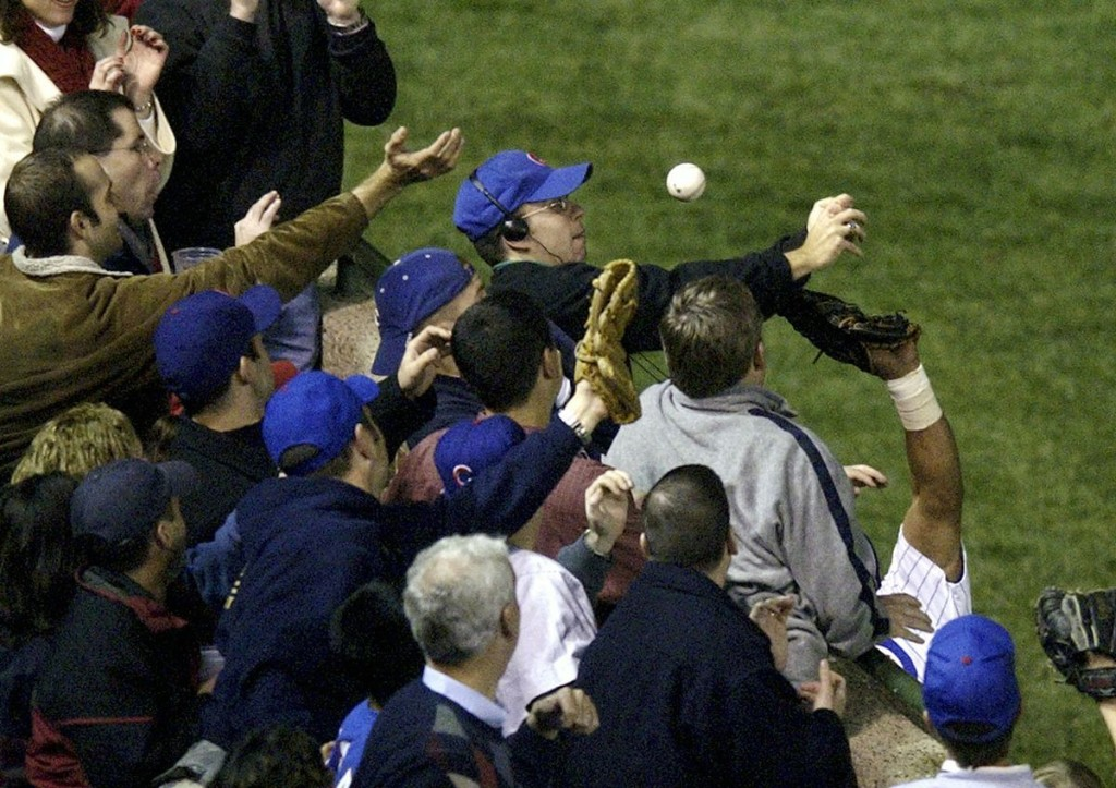 Steve Bartman gets a ring — and the win