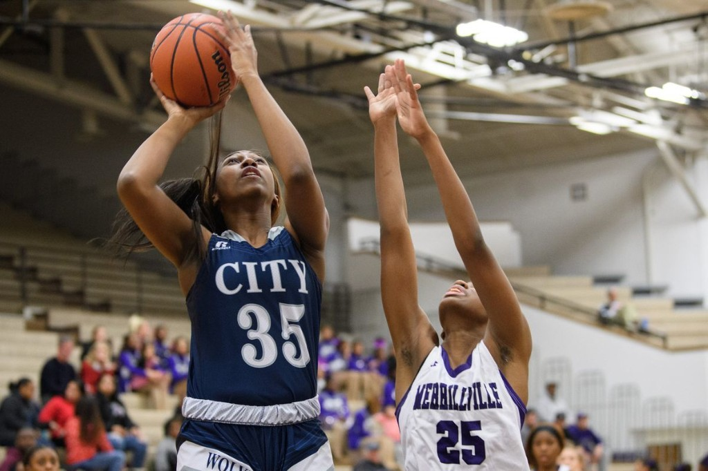 Last but not least: Michigan City forward Trinity Thompson commits to Northern Kentucky, the most recent Division I program to extend an offer