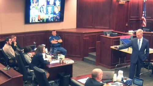 Victims conflicted over death penalty for James Holmes