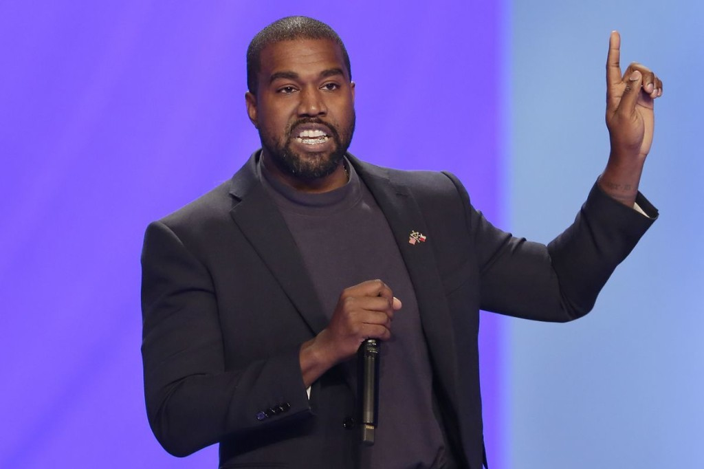 Kanye West says his 'calling is to be the leader of the free world' in Joe Rogan interview