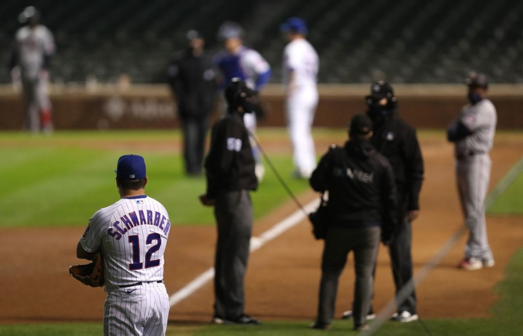4 takeaways from the Cubs-Twins series, including Kyle Schwarber's benching and what more lineup changes means for the postseason