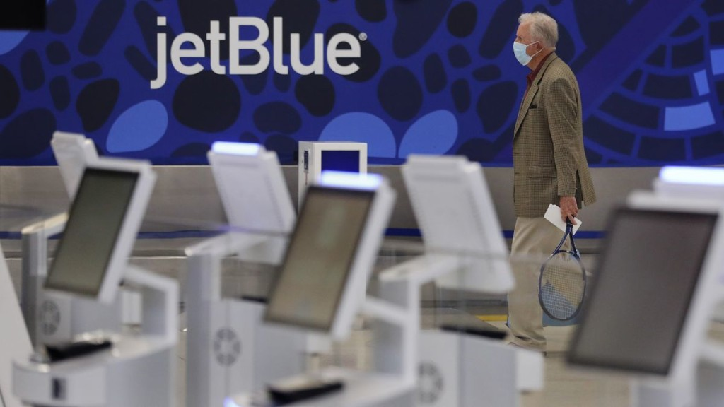 JetBlue to reduce seat blocking, the latest airline to lift capacity limits