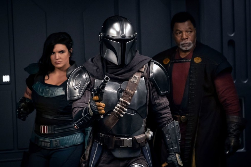 'The Mandalorian' releases special look ahead of Season 2 premiere
