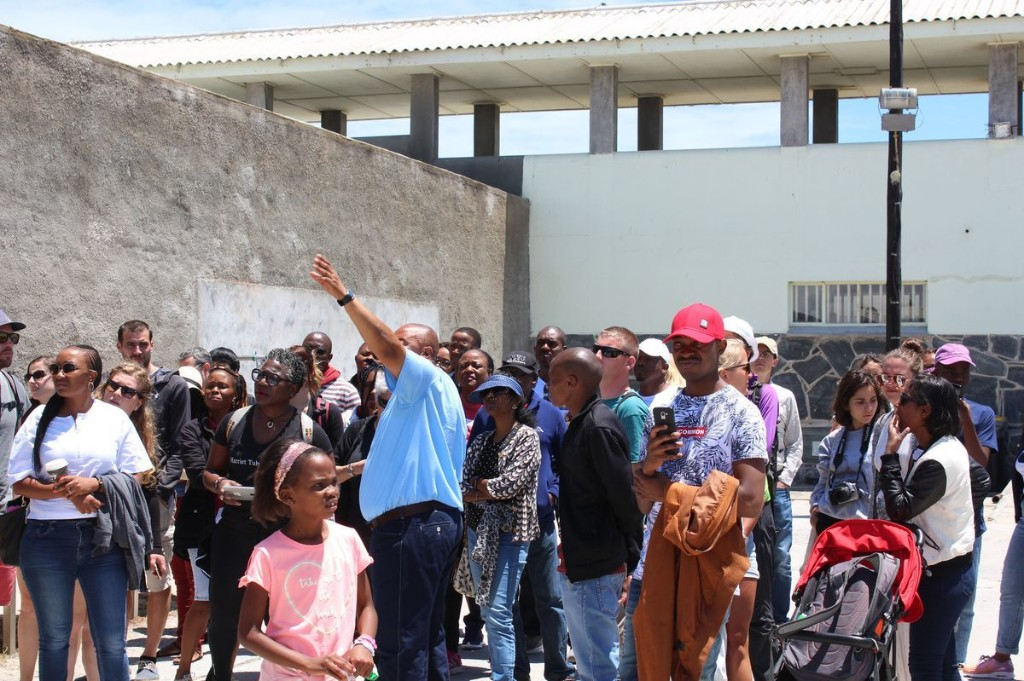 Taking the Kids -- to Robben Island