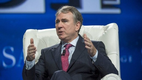 Ken Griffin, Illinois' richest man, sticking with Chicago despite 'corruption, cronyism and crime'