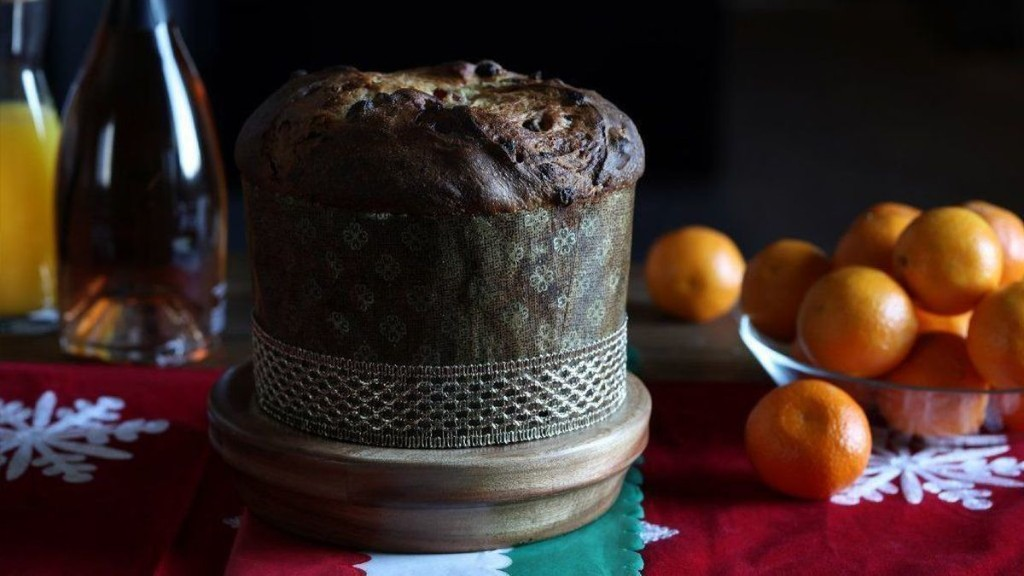 How to bring the delicate texture and sky-high rise of panettone home for Christmas