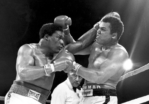 Muhammad Ali's final fight certainly not a pretty sight