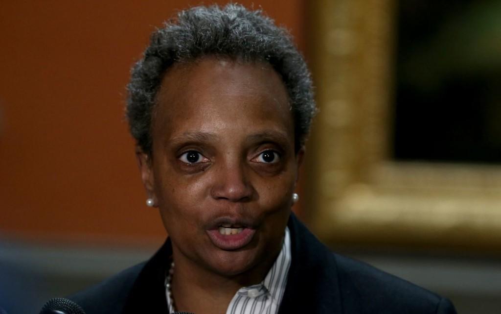 Mayor Lori Lightfoot says she won't support eliminating Columbus Day city holiday