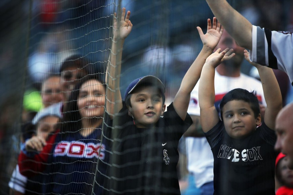 Chicago White Sox plan to put cardboard cutouts of fans in the stands for their opening series at Guaranteed Rate Field