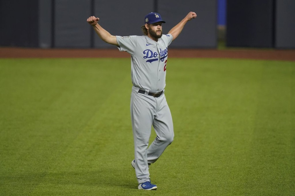 5 observations from Game 5 of the World Series, including Clayton Kershaw rising to the moment and Manuel Margot's failed attempt to steal home