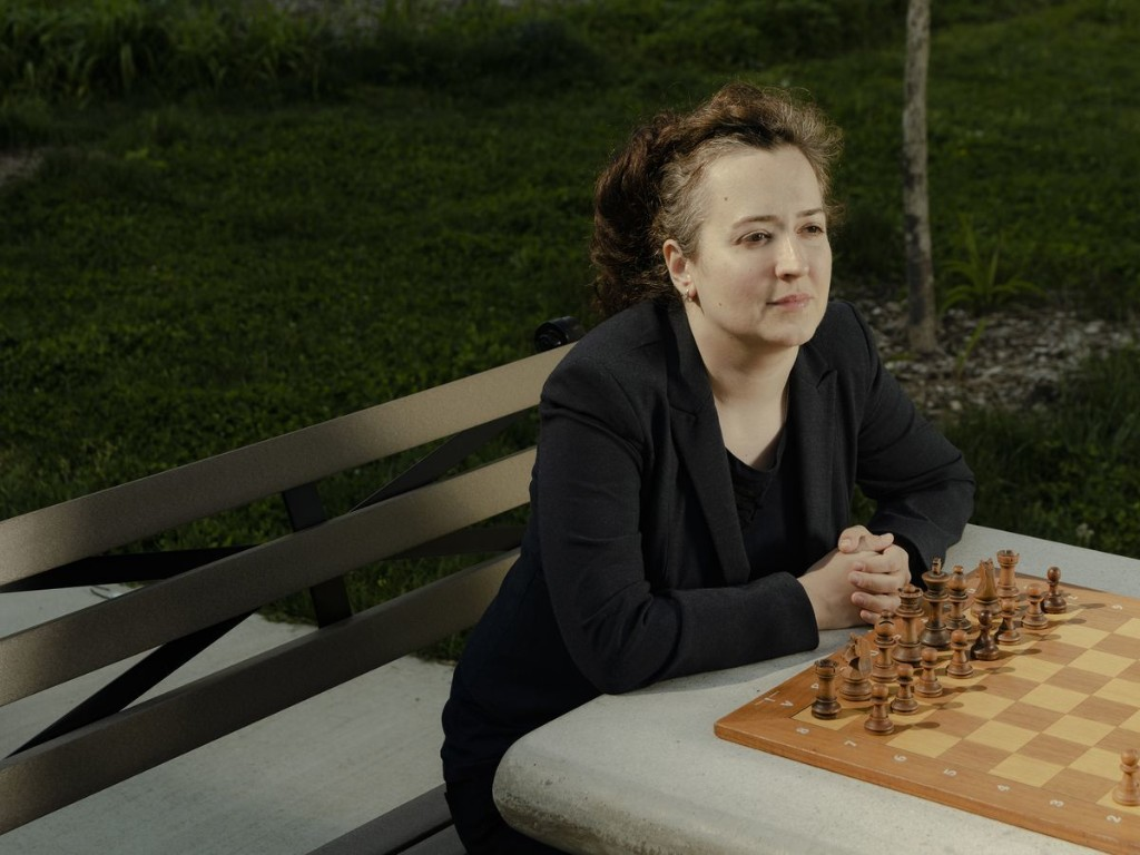 A chess prodigy's return to health brings cheer to the game
