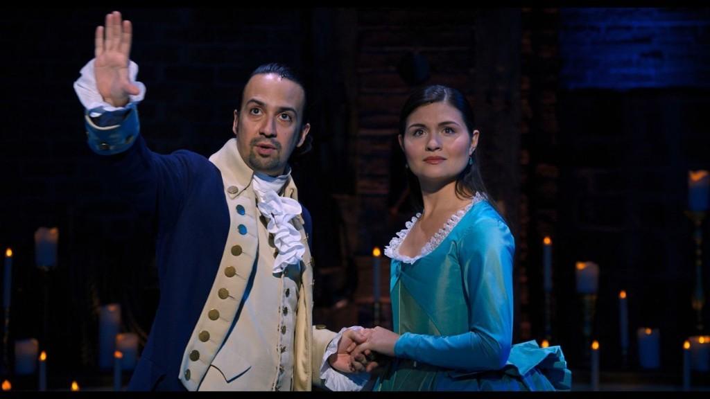 Bringing 'Hamilton' to Disney Plus: Filming is easy, editing's harder