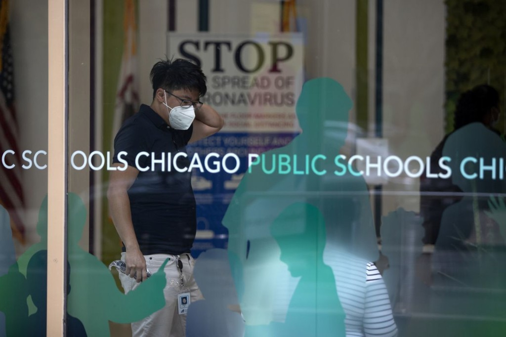 CPS reports most weekly COVID-19 cases since pandemic began, but the numbers remain low. Can they stay that way if schools reopen next quarter?