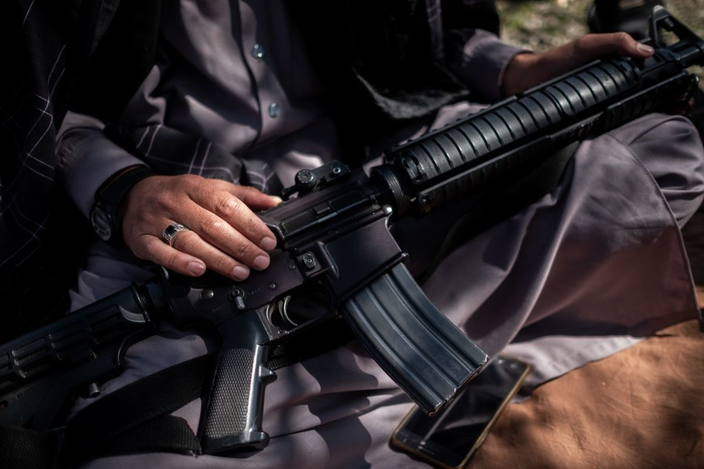 'Our fight started before America': How the Taliban outlasted the United States over 2 decades