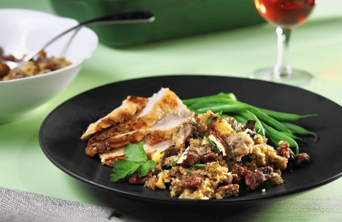 Stuffing? Dressing? Whatever you call it, this may be your best recipe