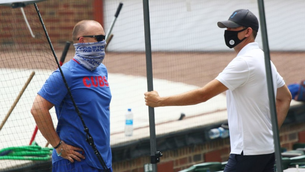 Column: Cubs manager David Ross is on a roll, but these 2 'lingering' issues still need to be addressed