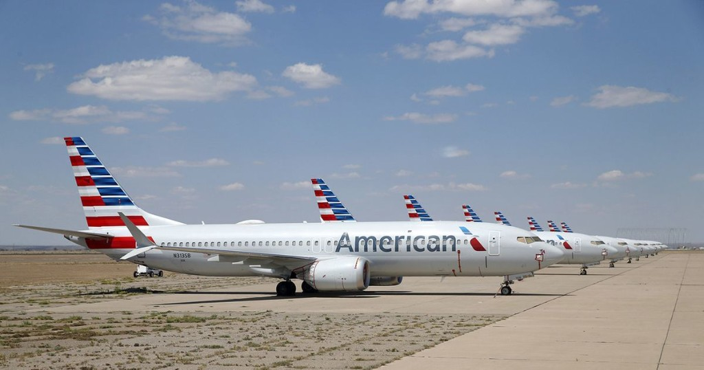 Waiting for passengers, American Airlines puts Boeing 737 Max back in the air