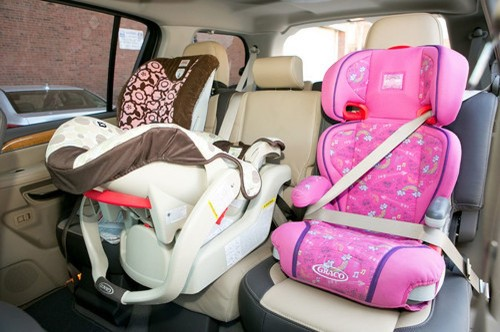 Family cars that fit 3 car seats